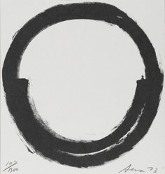 Richard Serra (American, born 1939). [Untitled], 1973. Lithograph, Sheet: 9 5/8 x 9 1/8 in. (24.4 x 23.2 cm). Brooklyn Museum, Gift of Theodore Kheel, 76.205.25. © artist or artist's estate