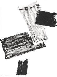 Richard Stankiewicz (American, 1922-1983). [Untitled], 1973. Lithograph, Sheet: 11 15/16 x 8 15/16 in. (30.3 x 22.7 cm). Brooklyn Museum, Gift of Theodore Kheel, 76.205.27. © artist or artist's estate