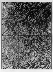 Vincent Longo (American, born 1923). First Cut, 1974. Woodcut on paper, sheet: 30 x 23 in. (76.2 x 58.4 cm). Brooklyn Museum, Designated Purchase Fund, 77.20a. © artist or artist's estate