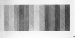 Sol LeWitt (American, 1928-2007). Horizontal Composite (Color), 1970. Screenprint on paper, sheet: 17 15/16 x 39 15/16 in. (45.5 x 101.4 cm). Brooklyn Museum, Gift of the Storm King Art Center, 78.162.21. © artist or artist's estate
