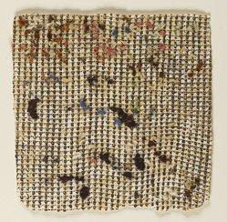 Taj Diffenbaugh Worley (American, 1947-1987). Embellishment, 1979. Monoprint (etching and yarn) on paper, sheet: 13 x 12 in. (33 x 30.5 cm). Brooklyn Museum, Designated Purchase Fund, 80.149.2. © artist or artist's estate