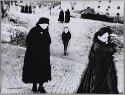 Mario Giacomelli (Italian, 1925-2000). [Untitled], n.d. Gelatin silver photograph, Sheet: 11 11/16 x 15 3/4 in. (29.7 x 40 cm). Brooklyn Museum, Gift of Dr. Daryoush Houshmand, 80.216.12. © Simone Giacomelli
