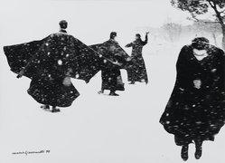 Mario Giacomelli (Italian, 1925-2000). [Untitled], 1970. Gelatin silver photograph, Sheet: 11 1/4 x 15 7/16 in. (28.6 x 39.2 cm). Brooklyn Museum, Gift of Dr. Daryoush Houshmand, 80.216.18. © Simone Giacomelli