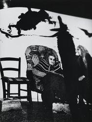 Mario Giacomelli (Italian, 1925-2000). [Untitled], 1962. Gelatin silver photograph, Sheet: 15 5/16 x 11 1/2 in. (38.9 x 29.2 cm). Brooklyn Museum, Gift of Dr. Daryoush Houshmand, 80.216.20. © Simone Giacomelli