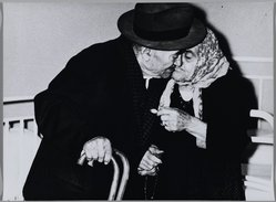 Mario Giacomelli (Italian, 1925-2000). [Untitled], 1958. Gelatin silver photograph, Sheet: 11 1/2 x 15 5/8 in. (29.2 x 39.7 cm). Brooklyn Museum, Gift of Dr. Daryoush Houshmand, 80.216.26. © Simone Giacomelli