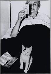 Mario Giacomelli (Italian, 1925-2000). [Untitled], 1960. Gelatin silver photograph, Sheet: 15 3/8 x 10 5/8 in. (39.1 x 27 cm). Brooklyn Museum, Gift of Dr. Daryoush Houshmand, 80.216.27. © Simone Giacomelli