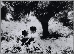 Mario Giacomelli (Italian, 1925-2000). [Untitled], n.d. Gelatin silver photograph, Sheet: 11 1/4 x 15 5/16 in. (28.6 x 38.9 cm). Brooklyn Museum, Gift of Dr. Daryoush Houshmand, 80.216.43. © Archivio Mario Giacomelli Sassoferrato