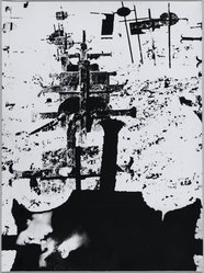 Mario Giacomelli (Italian, 1925-2000). [Untitled], n.d. Gelatin silver photograph, sheet: 15 9/16 x 11 9/16 in. (39.5 x 29.4 cm). Brooklyn Museum, Gift of Dr. Daryoush Houshmand, 80.216.49. © Archivio Mario Giacomelli Sassoferrato