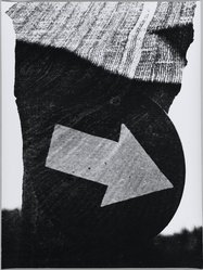 Mario Giacomelli (Italian, 1925-2000). [Untitled], 1978. Gelatin silver photograph, Sheet: 15 3/8 x 11 5/8 in. (39.1 x 29.5 cm). Brooklyn Museum, Gift of Dr. Daryoush Houshmand, 80.216.4. © Simone Giacomelli