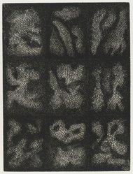 John Himmelfarb (American, born 1946). Night Life, 1979. Etching, Sheet: 15 7/8 x 12 15/16 in. (40.4 x 32.9 cm). Brooklyn Museum, Designated Purchase Fund, 80.91.1. © artist or artist's estate