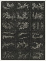 John Himmelfarb (American, born 1946). Plot Outline, 1979. Etching, Sheet: 15 15/16 x 12 15/16 in. (40.5 x 32.8 cm). Brooklyn Museum, Designated Purchase Fund, 80.91.2. © artist or artist's estate