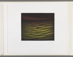 Kazuhisa Honda. Genesis, 1981. Mezzotint, Folio: 10 5/8 x 12 1/16 in. (27 x 30.6 cm). Brooklyn Museum, Gift of Gene Baro, 81.137.4. © artist or artist's estate