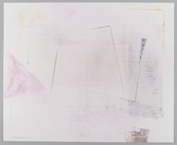 Esta Nesbitt (American, 1918-1975). Pendue, 1971. Color Xerox, 13 7/8 x 16 15/16 in. (35.2 x 43.1 cm). Brooklyn Museum, Gift of Saul Nesbitt, 82.150.6. © artist or artist's estate