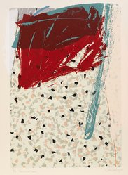 William Massey (American, born 1951). Tennessee, 1982. Serigraph on paper, sheet: 30 1/8 x 22 1/4 in. (76.5 x 56.5 cm). Brooklyn Museum, Gift of the artist, 82.95.1. © artist or artist's estate