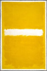 Mark Rothko (American, born Russia, 1903-1970). Untitled, 1968. Acrylic on paper, 40 x 26 15/16 in. Brooklyn Museum, Gift of The Mark Rothko Foundation, Inc., 85.289.3. © artist or artist's estate