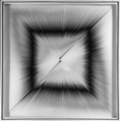 Toni Costa. Visual Dynamics, 1968. Polyethylene on wood, Frame: 48 x 48 in. (121.9 x 121.9 cm). Brooklyn Museum, Gift of Louise Tolliver Deutschman, 86.141. © artist or artist's estate