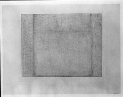 Seymour Boardman (American, born 1921). No. 15, 1977. Graphite on paper, sheet: 19 1/2 x 25 1/2 in. (49.5 x 64.8 cm). Brooklyn Museum, Gift of Aaron Berman, 86.284.6. © artist or artist's estate