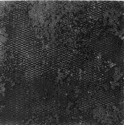 David Jeffrey. Untitled, 1987. Charcoal on paper, 33 x 46 in. (83.8 x 116.8 cm). Brooklyn Museum, Anonymous gift, 87.205.8. © artist or artist's estate