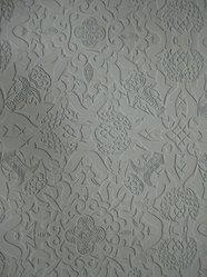 "Stefan Hengst (Dutch, born 1967). Wallpaper, ""Andaluz"" line, ""Granada"" pattern, designed 2011, manufactured 2012. Printed vinyl, a: 24 x 25 1/2 in. (61 x 64.8 cm). Brooklyn Museum, Gift of Stefan Hengst, 2012.63.3a-b. © artist or artist's estate"