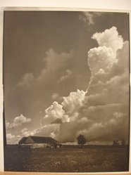 E. F. Raynolds (American). Nature's Drama. Photograph Brooklyn Museum, Gift of the artist, 40.572