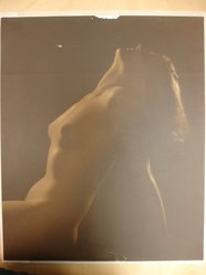 Edmund C. Brunner (American). Low Key Study. Photograph Brooklyn Museum, Gift of the artist, 41.617