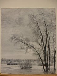 Guy Jaconelli (American, born Italy, 1894-1952). Decoration by Winter. Photograph Brooklyn Museum, Gift of the artist, 43.37. © artist or artist's estate