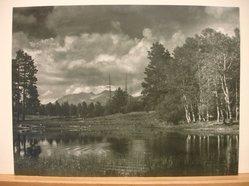 Dr. R. J. Ochsner (Swiss). Wilderness Point. Photo Brooklyn Museum, Gift of the artist, 44.56