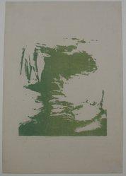 Henry Mark (American, born 1915). Birth of Venus (Progressive), 1944. Serigraph on wove paper, Sheet: 11 1/16 x 7 1/2 in. (28.1 x 19.1 cm). Brooklyn Museum, Dick S. Ramsay Fund, 45.12.4. © artist or artist's estate