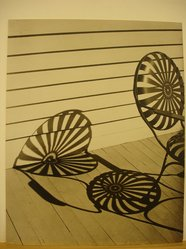 Herman de Wetter (American, born Estonia, 1880-1950). Porch Furniture, 1945. Photograph, 13 1/8 x 10 1/2 in. (33.3 x 26.7 cm). Brooklyn Museum, Gift of Mrs. Herman de Wetter, 52.161.5. © artist or artist's estate