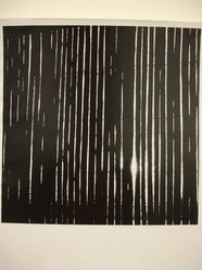 Muni Lieblein. Bamboo Fence. Photograph Brooklyn Museum, Gift of the artist, 53.62.6. © artist or artist's estate