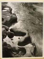 Don Normark (American, born 1928). Down the River - Green River Gorge. Photograph Brooklyn Museum, Gift of the artist, 55.229.5. © artist or artist's estate