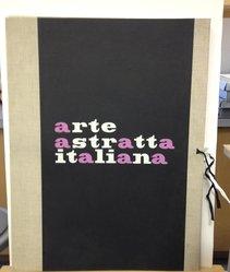 Giacomo Balla (Italian, 1871 or 1874-1958). Arte Astratta, 1955. Serigraph, Sheet: 25 3/16 x 19 1/4 in. (64 x 48.9 cm). Brooklyn Museum, Carll H. de Silver Fund, 57.192.2. © artist or artist's estate