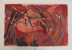 Beulah Stevenson (American, 1875-1965). The Windmill, n.d. Woodcut on paper, sheet: 12 1/8 x 18 in. (30.8 x 45.7 cm). Brooklyn Museum, Gift of Miriam Eaton, 66.36.1. © artist or artist's estate