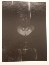 Sidney Kerner (American, 1920-2013). Plastic Saint. Gelatin silver photograph Brooklyn Museum, Gift of Anna Bisso, 81.147.1. © artist or artist's estate