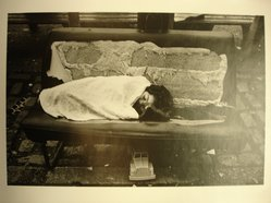 Steven Bamberg (American, born 1953). Child Napping..., 1979. Gelatin silver photograph, image: 12 x 8 in. (30.5 x 20.3 cm). Brooklyn Museum, Gift of the artist, 82.30.11. © artist or artist's estate