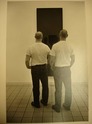 Carl Glassman (American). Mary Boone Gallery 1983. Gelatin silver photograph Brooklyn Museum, Gift of Michael Winkleman and Andrea Olstein, 85.254.2. © artist or artist's estate