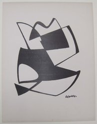 A. N. Christie (American). [Untitled], 1937. Off-set lithograph on wove paper, sheet: 12 1/16 x 9 1/4 in. (30.6 x 23.5 cm). Brooklyn Museum, Purchased with funds given by an anonymous donor, 88.54.6. © artist or artist's estate