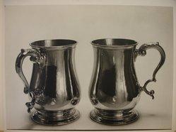 Herman de Wetter (American, born Estonia, 1880-1950). Pair of Tankards, n.d. Gelatin silver photograph, 11 x 14 in. (27.9 x 35.6 cm). Brooklyn Museum, Brooklyn Museum Collection, X894.78. © artist or artist's estate