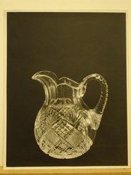 Herman de Wetter (American, born Estonia, 1880-1950). Glass, n.d. Gelatin silver photograph, 14 x 11 in. (35.6 x 27.9 cm). Brooklyn Museum, Brooklyn Museum Collection, X894.80. © artist or artist's estate