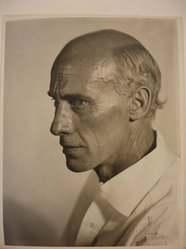 Herman de Wetter (American, born Estonia, 1880-1950). Will Simmons, n.d. Gelatin silver photograph, 14 x 11 in. (35.6 x 27.9 cm). Brooklyn Museum, Brooklyn Museum Collection, X894.93. © artist or artist's estate