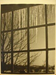 Herman de Wetter (American, born Estonia, 1880-1950). Crystal Fringe, n.d. Gelatin silver photograph, 13 7/8 x 11 in. (35.2 x 27.9 cm). Brooklyn Museum, Brooklyn Museum Collection, X894.95. © artist or artist's estate